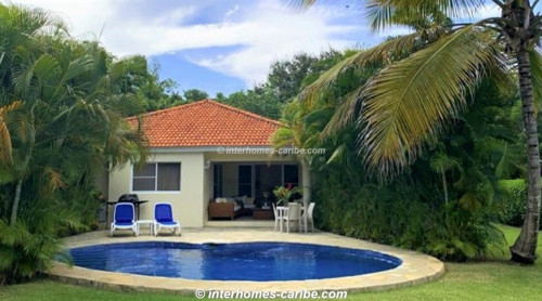 thumbnail for SOSUA: 2-BED VILLA IN A GATED COMMUNITY CLOSE TO BEACH