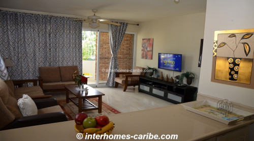 thumbnail for SOSUA CENTER: RENTAL 1 BEDROOM APARTMENT CAROLINE