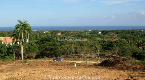 thumbnail for SOSUA: LOT WITH PANORAMIC SEA VIEWS 7 960 M2